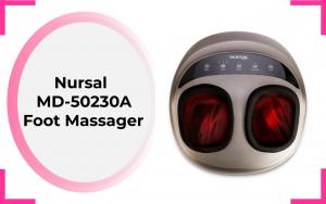 Nursal MD-50230A Foot Massager