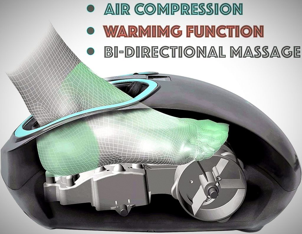 Invospa Foot Massagers Benefits