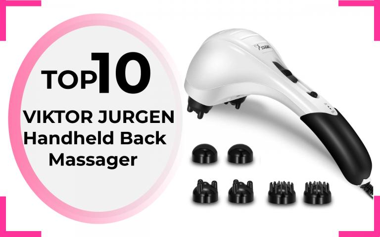 VIKTOR-JURGEN-Handheld-Back-Massagers