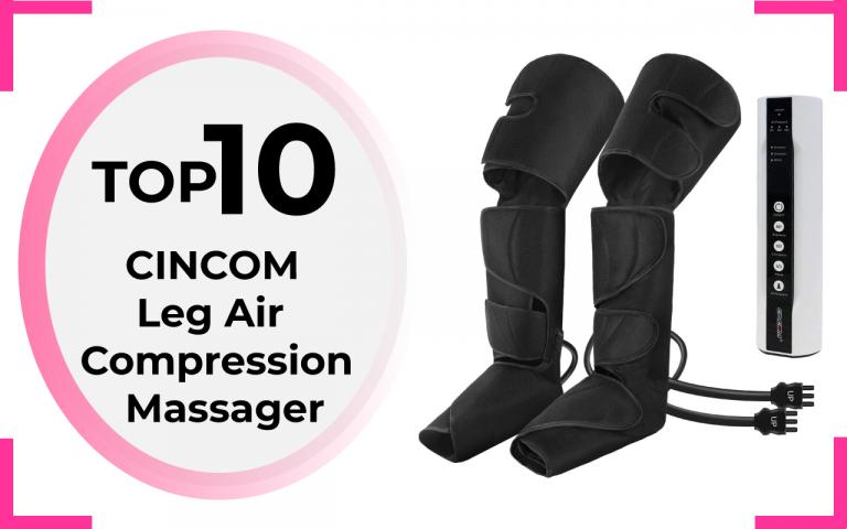 CINCOM Leg Air Compression Massager