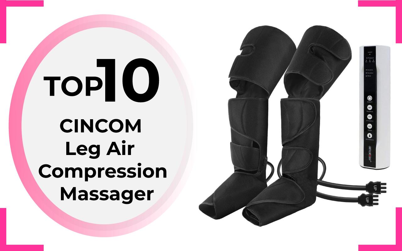 10 Best Leg Massagers For Circulation