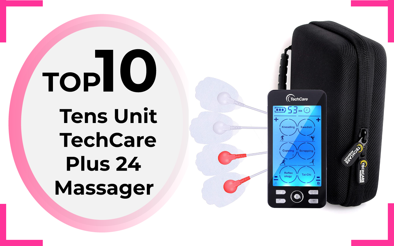 Top 10 Best Tens Units for Sciatica