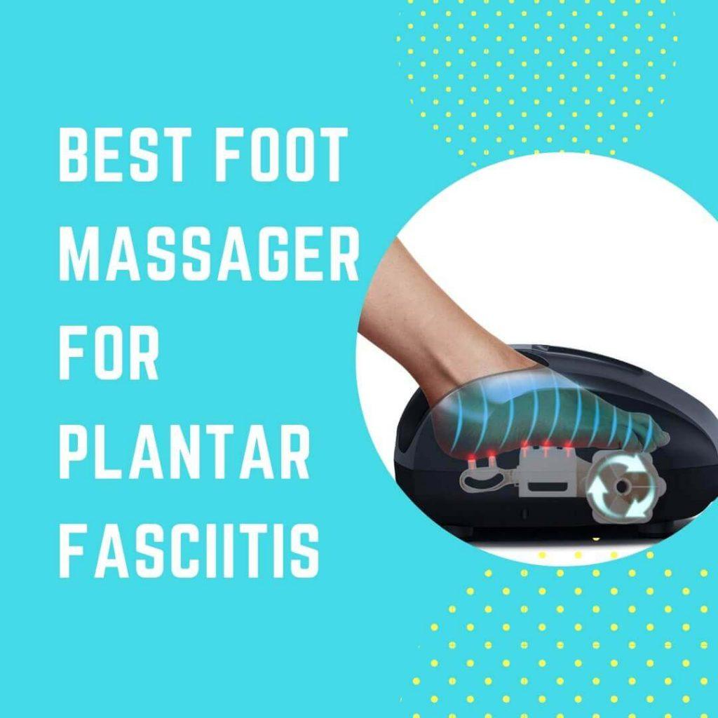 how to massage plantar fasciitis